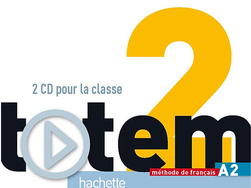 TOTEM-2/CD AUDIO CLASSE