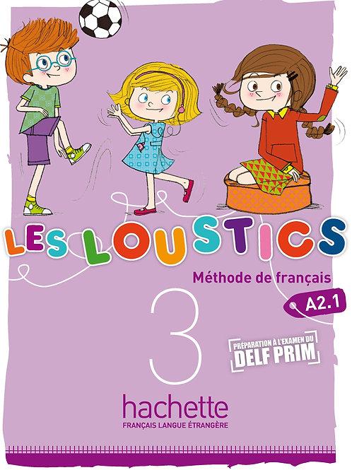 LES LOUSTICS-3/LIVRE DE L'ELEVE