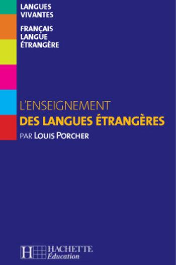 L'ENSEIGNEMENT DES LANGUES ETRANGERES
