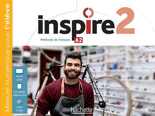 INSPIRE 2/MANUEL NUMERIQUE ELEVE (CARTE)
