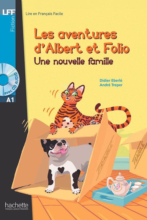 AF:UNE NOUVELLE FAMILLE(+CD)