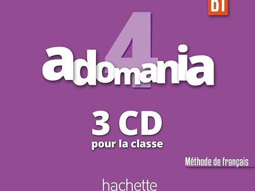 ADOMANIA-4/CD AUDIO CLASSE