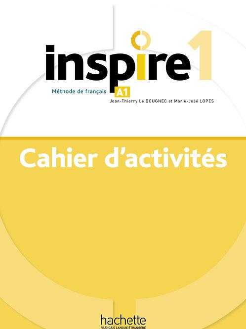 INSPIRE-1/CAHIER D'ACTIVITES + AUDIO MP3