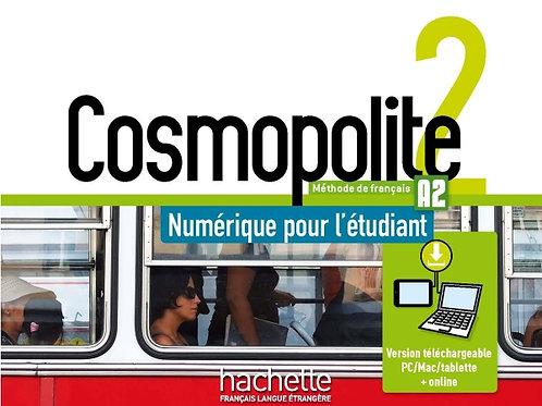 COSMOPOLITE-2/MANUEL NUMERIQUE ELEVE (CARTE)
