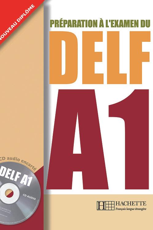 NOUVEAU DELF-A1(LIVRE+CD)