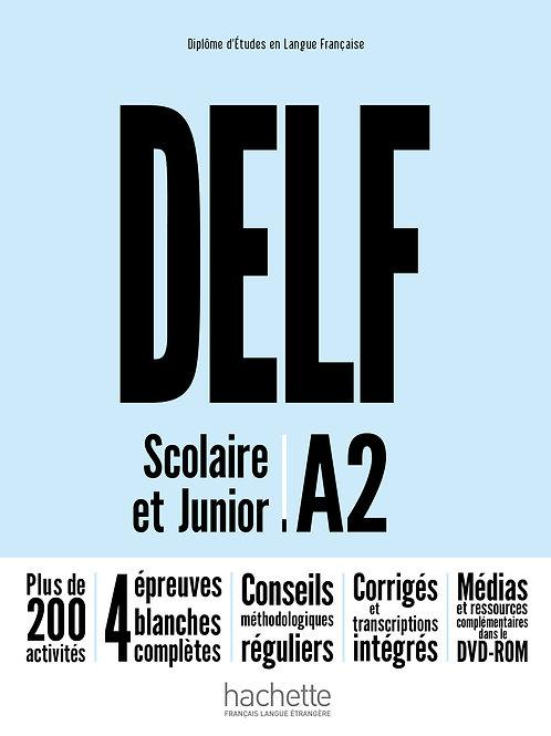 DELF SCOLAIRE&JUNIOR A2+DVD-ROM NE