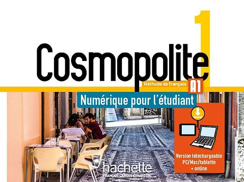 COSMOPOLITE-1/MANUEL NUMERIQUE ELEVE (CARTE)