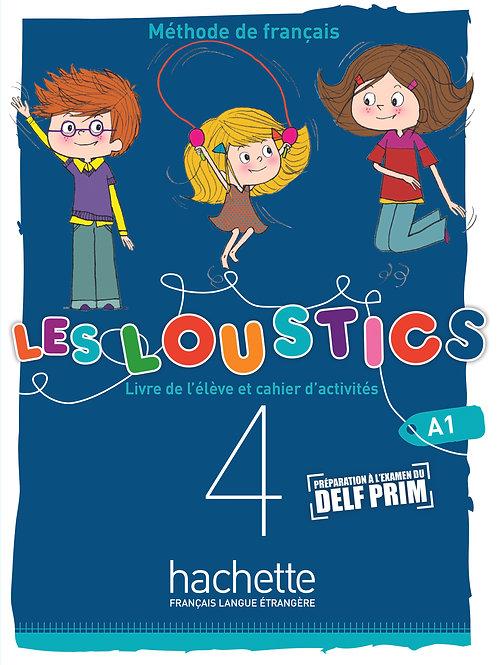 LES LOUSTICS 6N-4/LIVRES DE L'ELEVE+CAHIER D'ACTIVITES+CD AUDIO