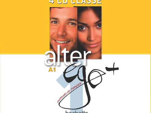 ALTER EGO+-1/CD AUDIO CLASSE