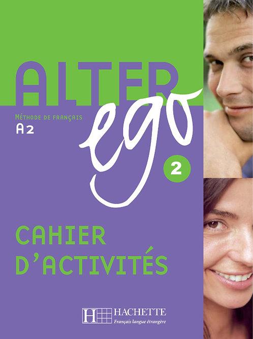 ALTER EGO-2/CAHIER D'ACTIVITES