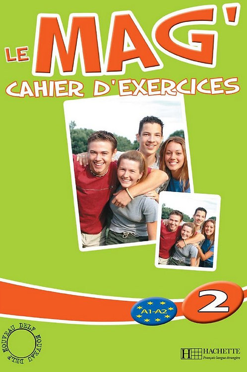 LE MAG'-2/CAHIER D'EXERCICES