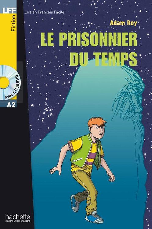 LE PRISONNIER DU TEMPS(+CD)