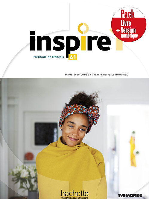 INSPIRE-1/PACK LIVRE+VERSION NUMERIQUE
