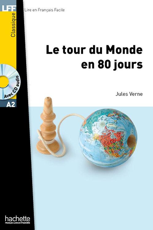 LE TOUR DU MONDE EN 80 JOURS (+CD MP3)