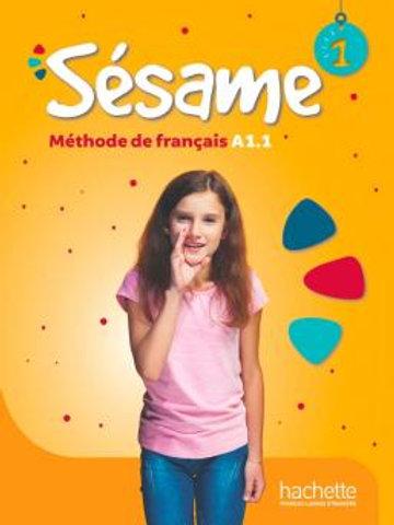 SESAME-1/LIVRE DE L'ELEVE