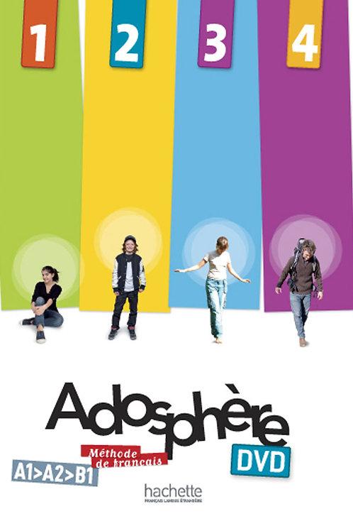 ADOSPHERE-1-2-3-4/DVD NTSC