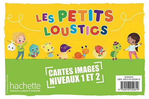 LES PETITS LOUSTICS-1 ET-2/CARTES IMAGES