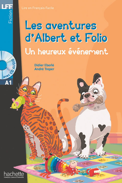 AF:UN HEUREUX EVENEMENT(+CD)