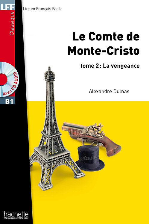 LE COMTE DE MONTE-CRISTO-2(+CD MP3)