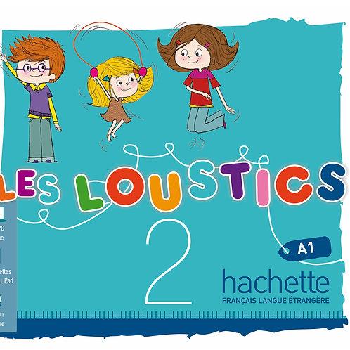 LES LOUSTICS-2/MANUEL NUMERIQUE ENSEIGNANT (CARTE)