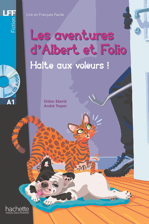 AF:HALTE AUX VOLEURS(+CD)