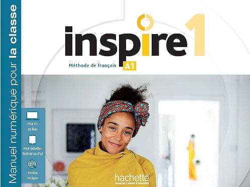 INSPIRE-1/MANUEL NUMERIQUE CLASSE (CARTE)