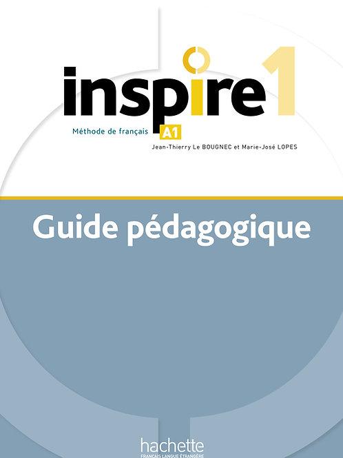INSPIRE-1/GUIDE PEDAGOGIQUE+AUDIO (TESTS) TELECHARGEABLE