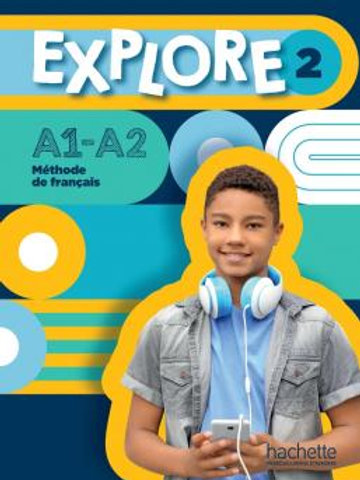 EXPLORE-2/LIVRE DE L'ELEVE