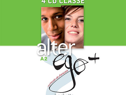 ALTER EGO+-2/CD AUDIO CLASSE