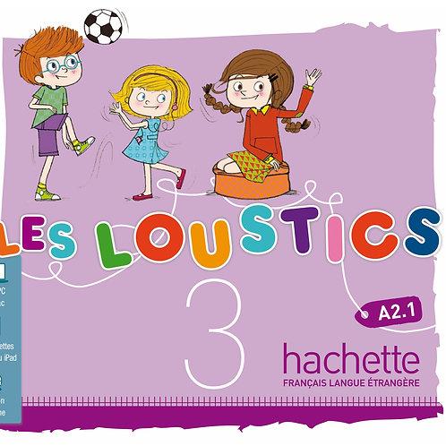 LES LOUSTICS-3/MANUEL NUMERIQUE CLASSE (CARTE)