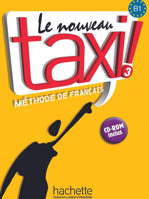 LE NOUVEAU TAXI-3/LIVRE DE L'ELEVE+CD-ROM