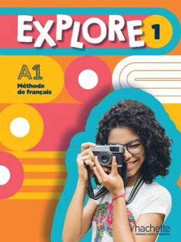EXPLORE-1/LIVRE DE L'ELEVE