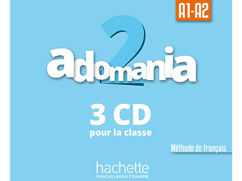 ADOMANIA-2/CD AUDIO CLASSE