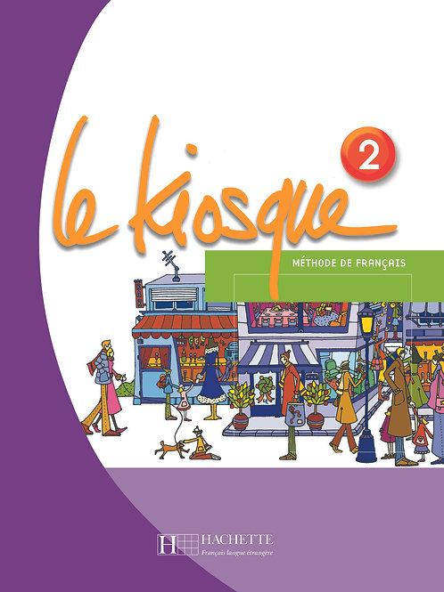 LE KIOSQUE-2/LIVRE DE L'ELEVE