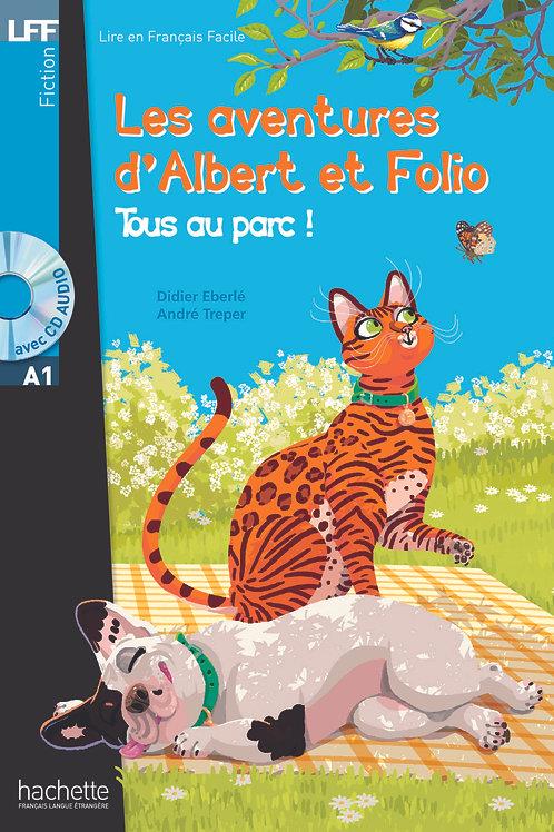 AF:TOUS AU PARC(+CD)