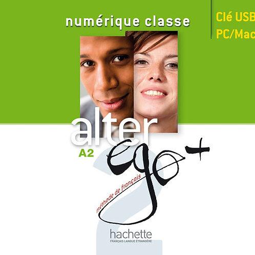 ALTER EGO+-2/MANUEL NUMERIQUE ENSEIGNANT (CLE USB)