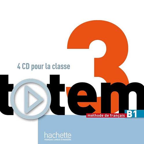 TOTEM-3/CD AUDIO CLASSE