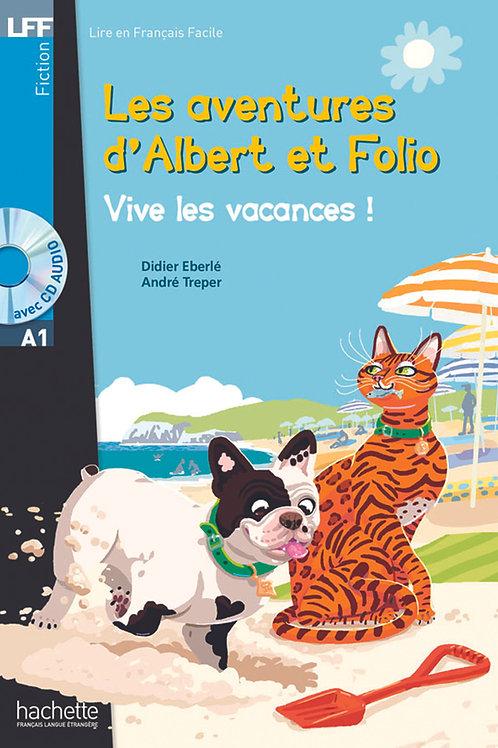 AF:VIVE LES VACANCES !(+CD)