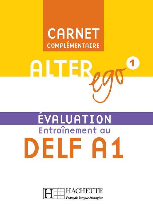 ALTER EGO-1/CARNET DELF+CD