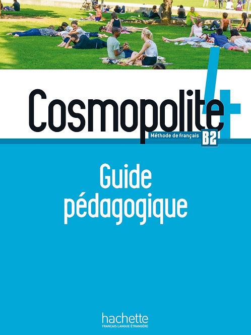 COSMOPOLITE-4/GUIDE PEDAGOGIQUE
