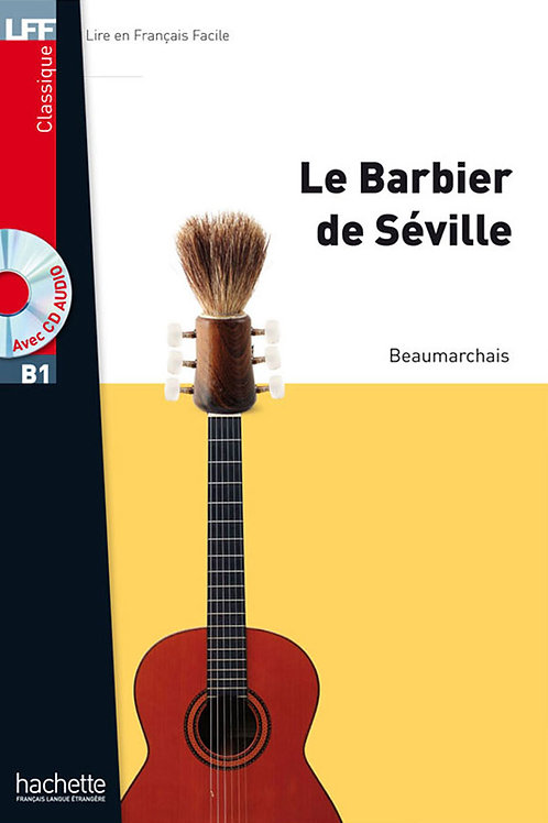 LE BARBIER DE SEVILLE (+CD MP3)