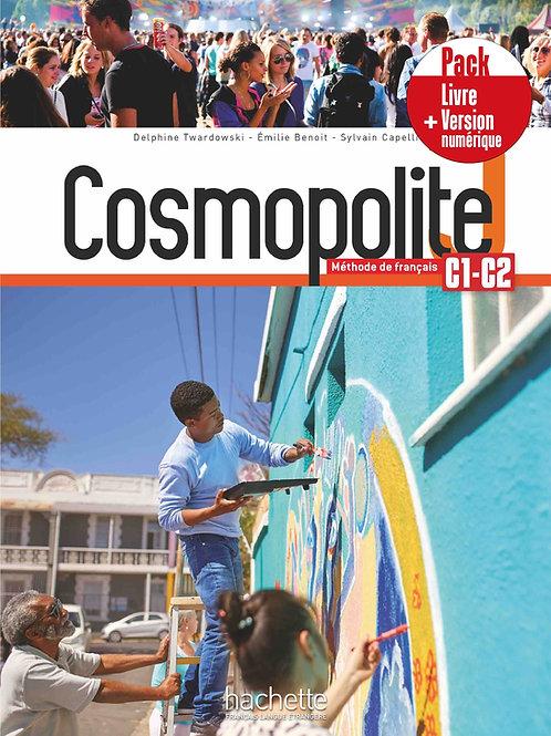 COSMOPOLITE-5/PACK LIVRE+VERSION NUMERIQUE