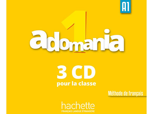ADOMANIA-1/CD AUDIO CLASSE