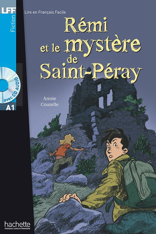 REMI ET LE MYSTERE DE ST PERAY(+CD)