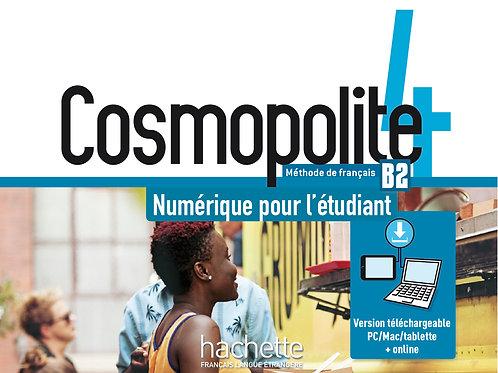 COSMOPOLITE-4/MANUEL NUMERIQUE ELEVE (CARTE)