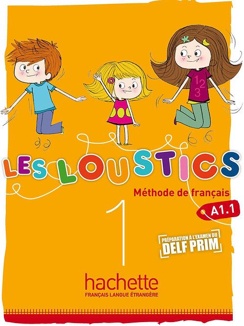 LES LOUSTICS-1/LIVRE DE L'ELEVE