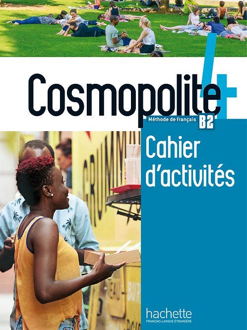 COSMOPOLITE-4/CAHIER D'ACTIVITES