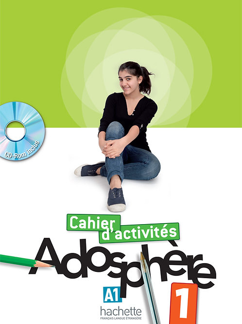 ADOSPHERE-1/CAHIER D'ACTIVITES + CD-ROM
