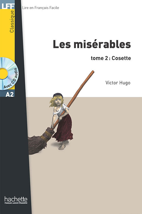LES MISERABLES-2/COSETTE (+CD MP3)