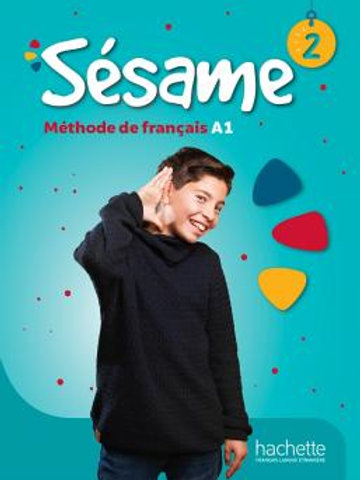 SESAME-2/LIVRE DE L'ELEVE